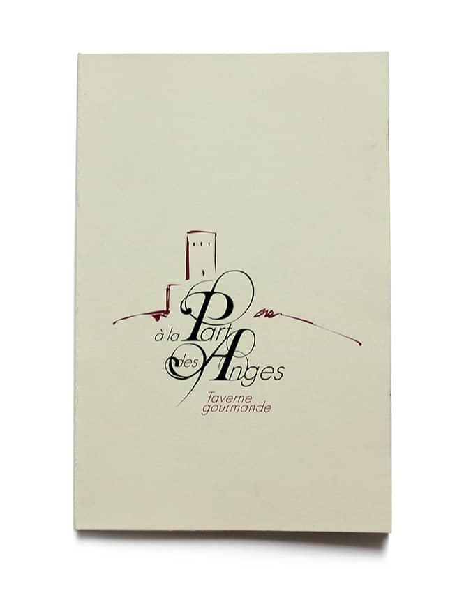 Bâtiaz_1 - Anne Catherine Franzetti atelier de graphisme : logotypes, affiches, édition, signalétique, cartes de visite, prospectus, packaging, valais martigny - cat atelier