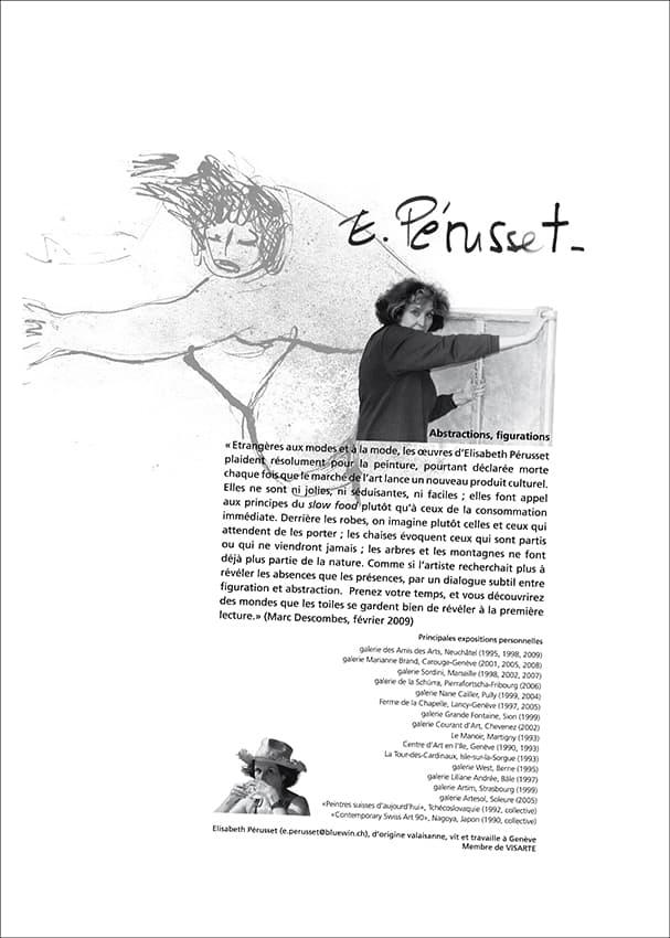 Pérusset_Affiche - Anne Catherine Franzetti atelier de graphisme : logotypes, affiches, édition, signalétique, cartes de visite, prospectus, packaging, valais martigny - cat atelier