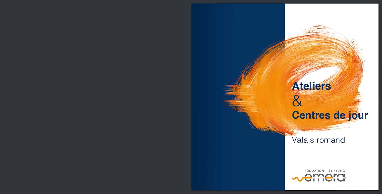 P0 - Anne Catherine Franzetti atelier de graphisme : logotypes, affiches, édition, signalétique, cartes de visite, prospectus, packaging, valais martigny - cat atelier