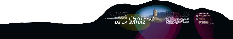 Vitrine_2 - Catherine Franzetti atelier de graphisme : logotypes, affiches, édition, signalétique, cartes de visite, prospectus, packaging, valais martigny - cat atelier