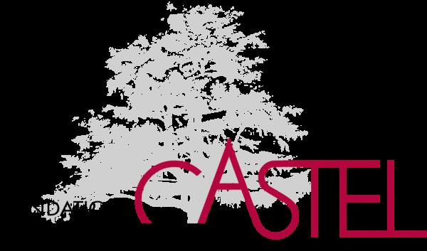 Castel - Anne Catherine Franzetti atelier de graphisme : logotypes, affiches, édition, signalétique, cartes de visite, prospectus, packaging, valais martigny - cat atelier