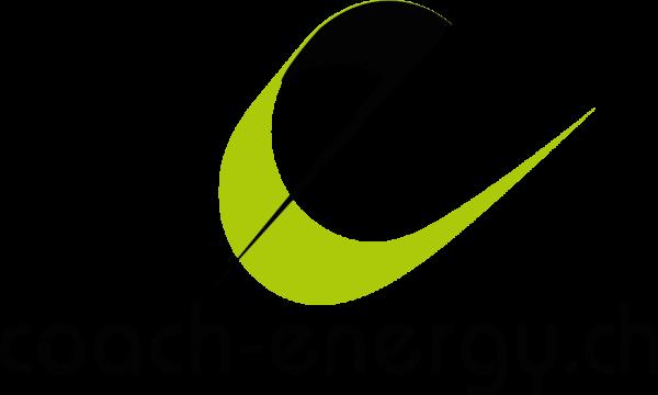 Coach_Energy - Anne Catherine Franzetti atelier de graphisme : logotypes, affiches, édition, signalétique, cartes de visite, prospectus, packaging, valais martigny - cat atelier